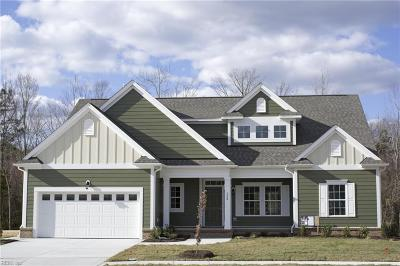 Western Branch Single Family Home Under Contract: 3321 Arboretum Trl