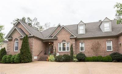 Williamsburg Single Family Home For Sale: 153 Blackheath