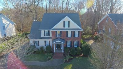 Suffolk Single Family Home For Sale: 5110 Gleneagles Way