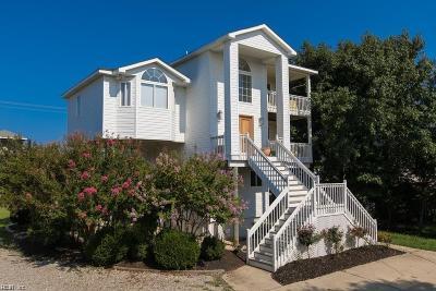 Sandbridge Beach Single Family Home For Sale: 2932 Little Island Rd