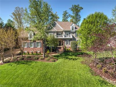 Williamsburg Single Family Home For Sale: 104 George Sandys