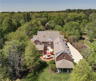 Williamsburg Single Family Home For Sale: 2015 Hornes Lake Rd