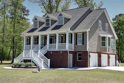 Chesapeake Single Family Home Under Contract: 1933 Ballahack Rd