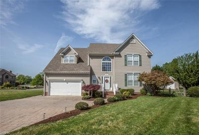 Newport News Single Family Home For Sale: 121 Poseidon Dr