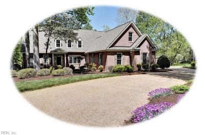 Williamsburg Single Family Home For Sale: 111 Troon