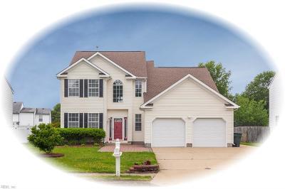Hampton Single Family Home Under Contract: 17 Bexley Ln