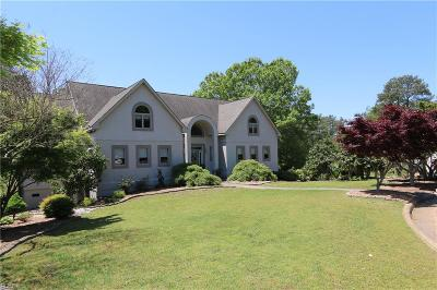 Newport News Single Family Home For Sale: 46 Dillwyn Dr