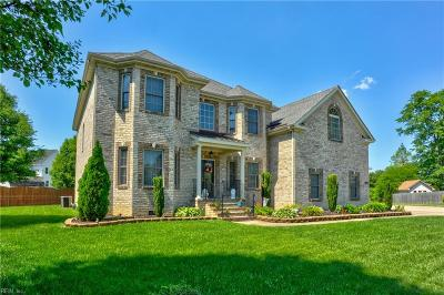 Single Family Home For Sale: 1818 Frederick Ct