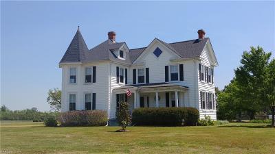 Franklin Single Family Home For Sale: 19117 Black Creek Rd