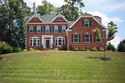 Williamsburg Single Family Home For Sale: 4304 Beamers Rdg