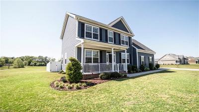 Suffolk Single Family Home For Sale: 4018 Michael Dr
