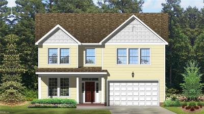 Suffolk Single Family Home Under Contract: 4041 Ravine Gap Dr