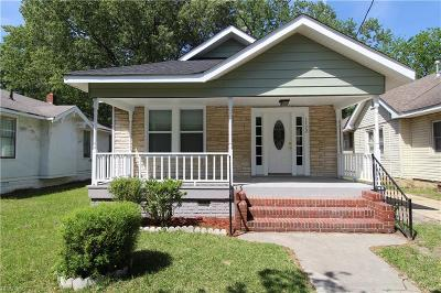 Single Family Home Sold: 1732 Blair Ave