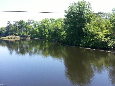 Suffolk Residential Lots & Land For Sale: 724 Pitchkettle Rd