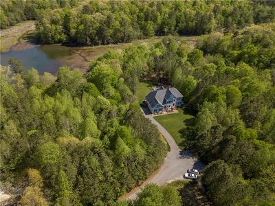 Williamsburg Single Family Home For Sale: 5019 Fenton Mill Rd