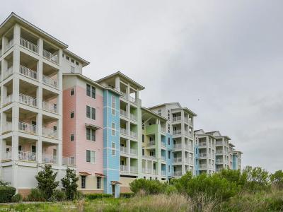 Sandbridge Beach Single Family Home For Sale: 3738 Sandpiper Rd #427B