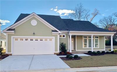 Suffolk Single Family Home Under Contract: 113 Beacon Rn #7