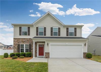 Newport News Single Family Home For Sale: 597 Leonard Ln