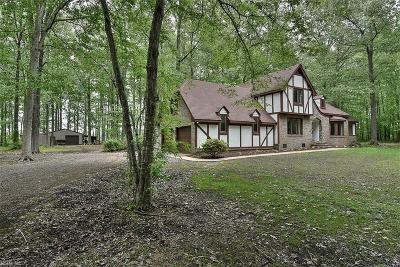 Chesapeake Single Family Home For Sale: 572 Margaret Dr