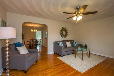 Single Family Home For Sale: 6245 Tidewater Dr