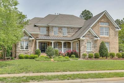 Chesapeake Single Family Home For Sale: 421 Bridgewood Way
