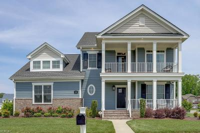 Suffolk Single Family Home Under Contract: 3014 Parkside Cir