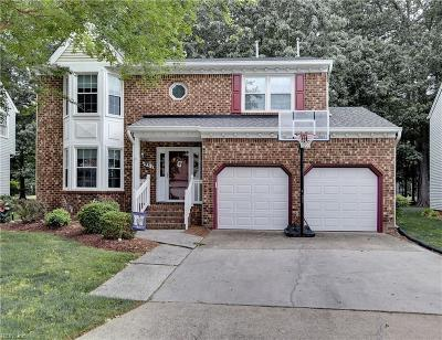Newport News Single Family Home For Sale: 931 Edgewater Dr