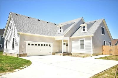 Newport News Single Family Home For Sale: 8 Lakeshore Dr