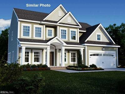 Western Branch Single Family Home Under Contract: 3308 Wooded Hill Arch