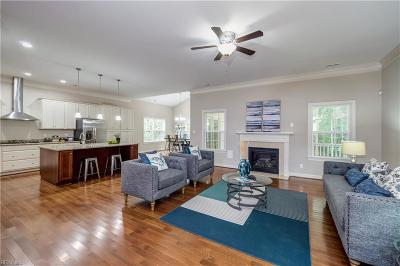 Williamsburg Single Family Home For Sale: 705 Marks Pond Way