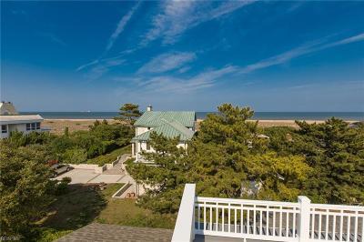 Virginia Beach Single Family Home For Sale: 106 82nd St #A