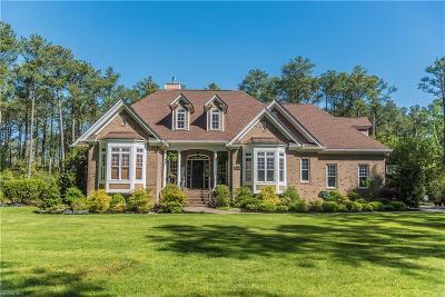 Hampton Single Family Home Under Contract: 150 Brittain Ln