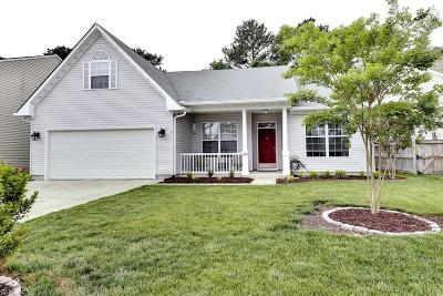 Newport News Single Family Home For Sale: 822 Holbrook Dr