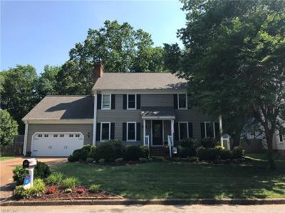 Newport News Single Family Home For Sale: 28 Welford Ln