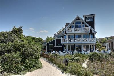 Virginia Beach Single Family Home For Sale: 3868 Jefferson Blvd