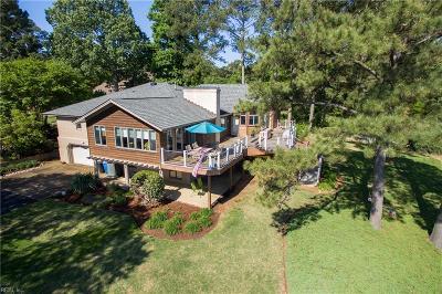 Virginia Beach Single Family Home New Listing: 1800 Windy Ridge Pt