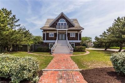 Sandbridge Beach Single Family Home For Sale: 2784 Sandpiper Rd