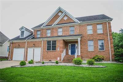 Suffolk Single Family Home For Sale: 5316 Sports Club Rn