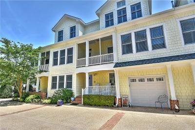Virginia Beach Single Family Home New Listing: 214 86th St #A