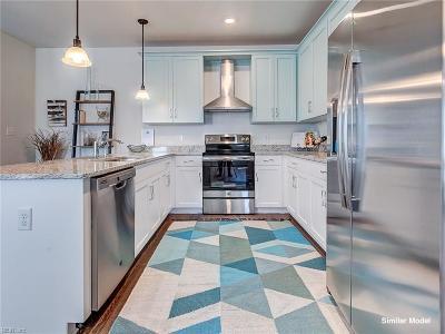 Norfolk Single Family Home New Listing: 7922 Shore Dr #308