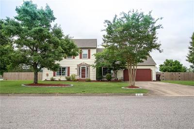 Chesapeake Single Family Home New Listing: 417 Broadwater Dr