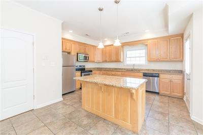 Norfolk Single Family Home New Listing: 9634 14th Bay St