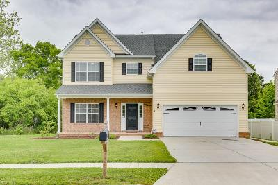 Hampton Single Family Home For Sale: 4 Firefly Ln