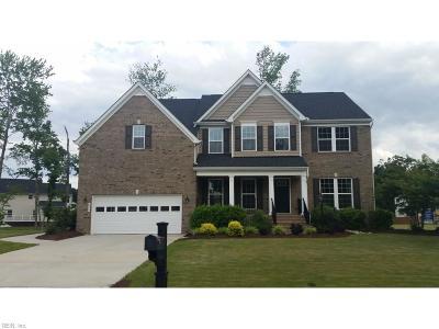 Newport News Single Family Home For Sale: 200 Steffi Pl