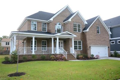 Chesapeake Single Family Home New Listing: 1145 Edinburgh Pw