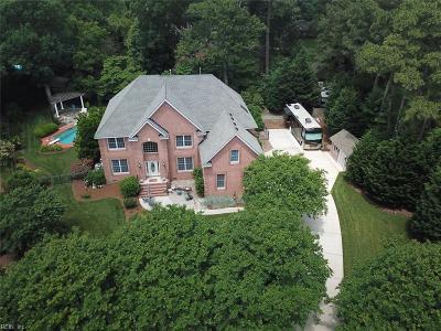 Virginia Beach Single Family Home New Listing: 4356 Blackthorne Ct