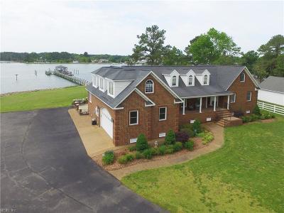 Seaford VA Single Family Home For Sale: $1,200,000