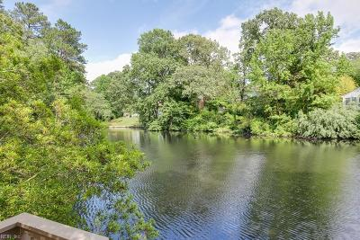 Newport News Single Family Home For Sale: 315 Maxwell Ln