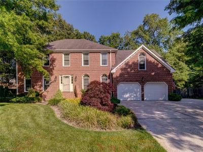 Chesapeake Single Family Home New Listing: 3009 Duke Of Gloucester Ct