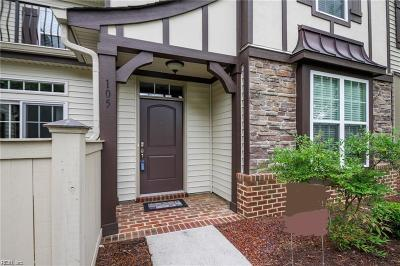 Single Family Home For Sale: 105 Herons Cv
